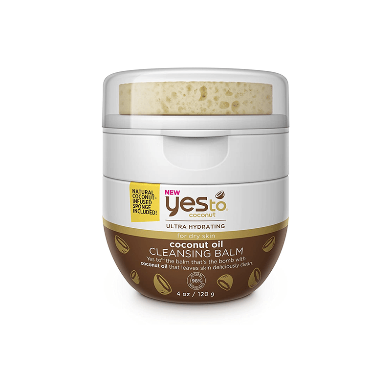 AVTREE- COCONUT CLEANSING BALM – YES TO