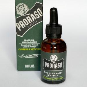 Proraso Cypress & Vetyver Baardolie B4men