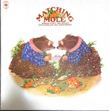 MATCHING MOLE / マッチング・モウル