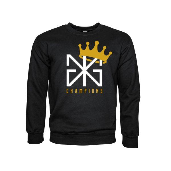 Sweater-gebrueder-king-crown