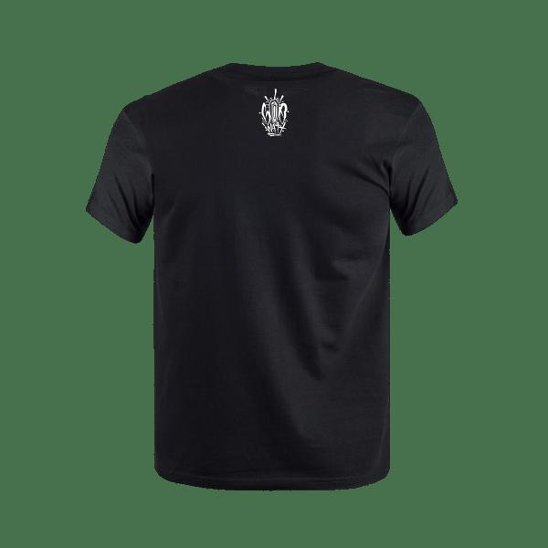 T-Shirt-600WATT-MOON-back