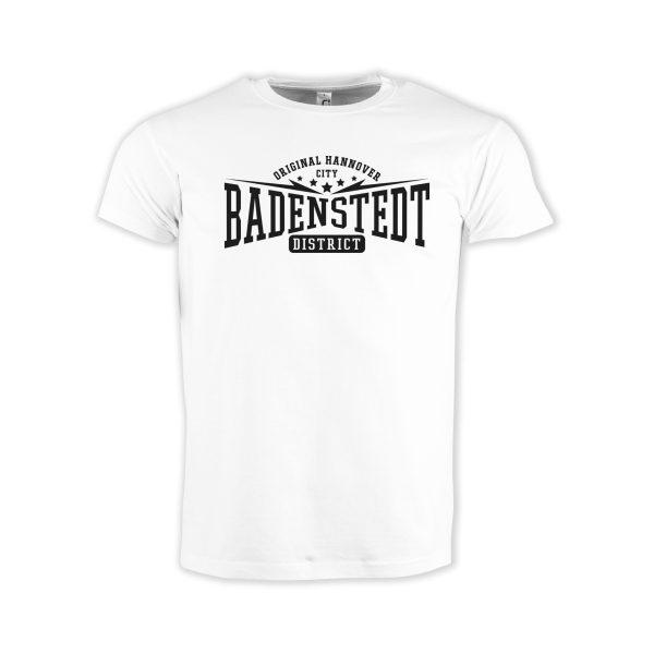 T-Shirt-white-hoodwear-Badenstedt-district
