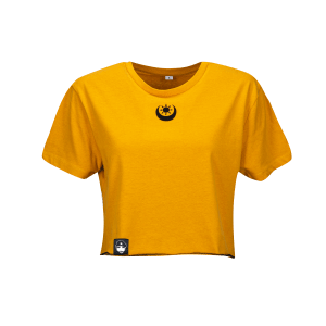 CroppedTee-mustard-front