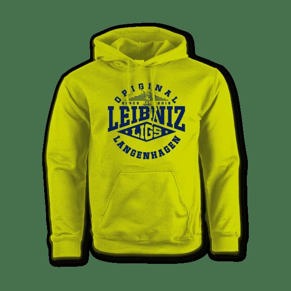 LIGS-Hoodie-Leibniz-green