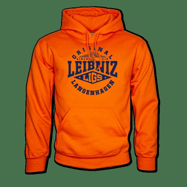 LIGS-Hoodie-Leibniz-safetyorange
