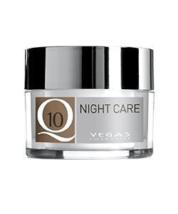 Vegas Q10 Nachtcreme