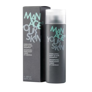Dr. Spiller Energizing Body & Hair Shampoo