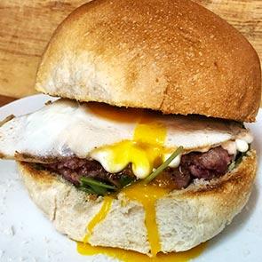 Truffle Burger - Senza Glutine