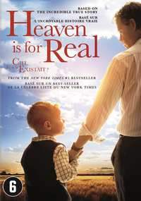 Heaven is for real DVD
