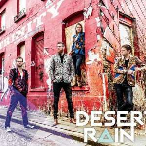 Desert rain - Trinity