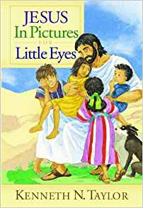 Jesus inpictures for little eyes