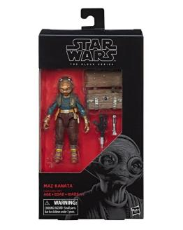 Star Wars Black Series Maz
