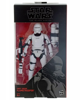 Black Series Flametrooper Figure