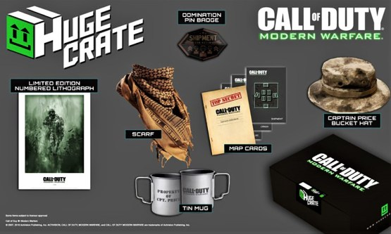 COD MW Huge Crate