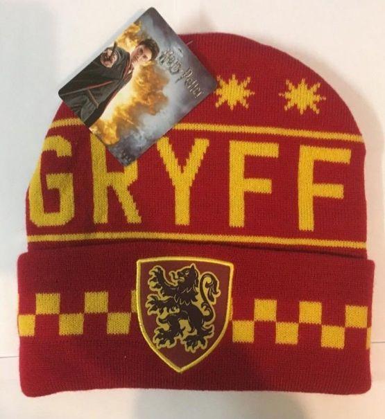 Harry Potter Gryffindor Hat