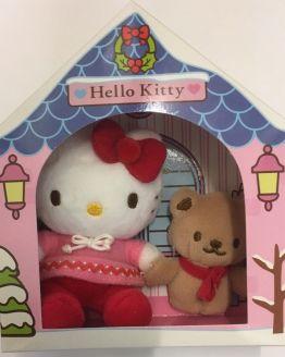 Hello Kitty winter Cabin