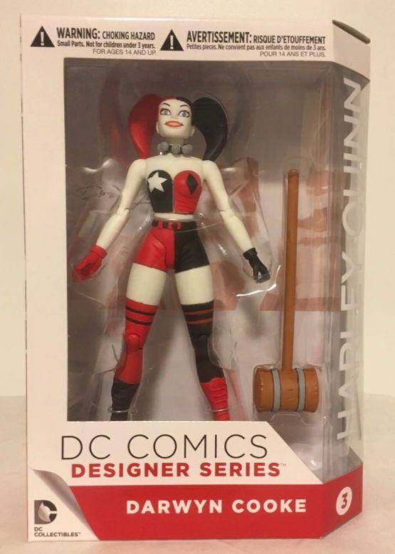 DC Designer Harley Quinn figure