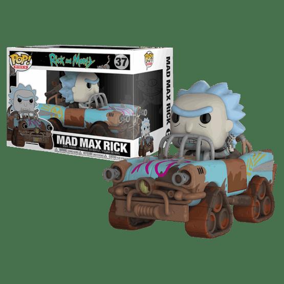Funko POP Ridez Mad Max Rick