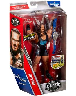 WWE Elite Rhyno