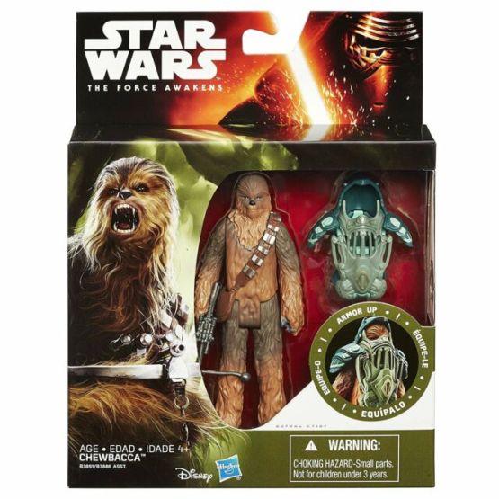 Star Wars Chewbacca Figure