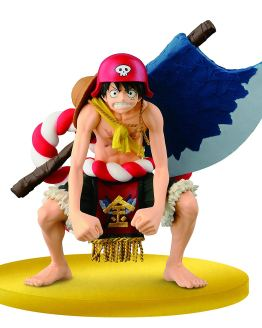 One Piece Luffy Figure