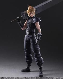 FFVII Cloud Figure