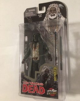 Walking Dead Ezekiel Figure