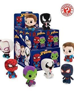 Funko Plush Spiderman Mystery Minis