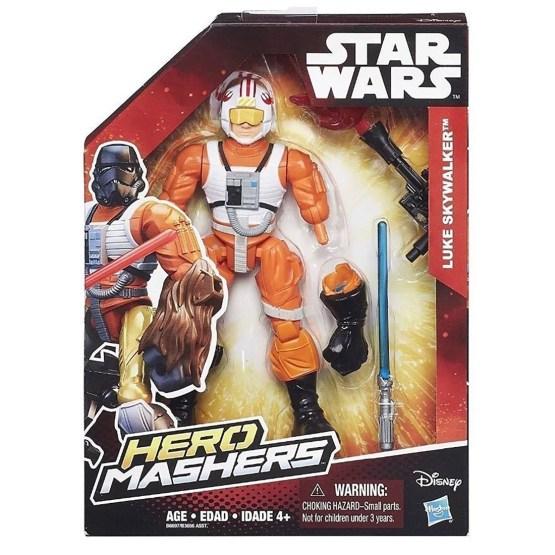 Hero Mashers Luke Skywalker