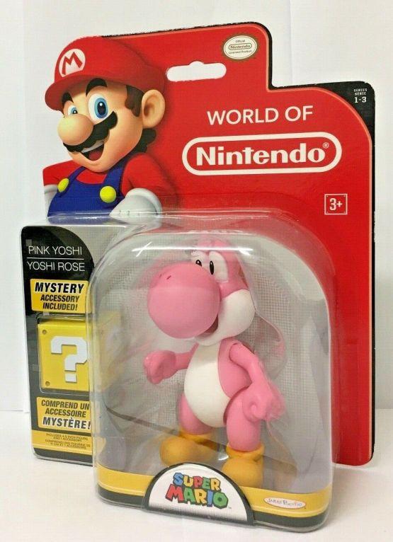 World of Nintendo Yoshi