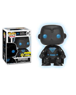 Funko POP Superman GITD exclusive