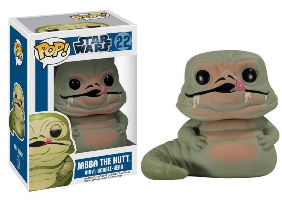 Funko POP Jabba the Hutt