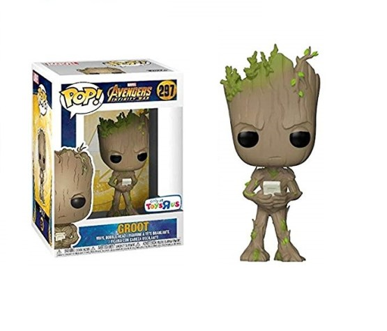 Funko POP Groot Exclusive
