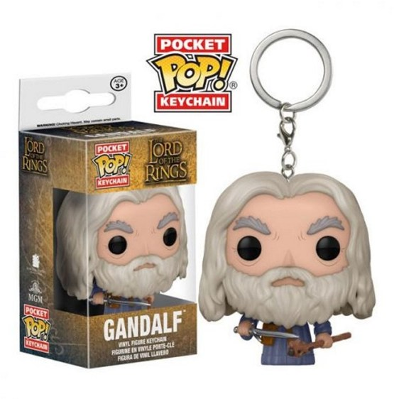 Gandalf POP Keychain