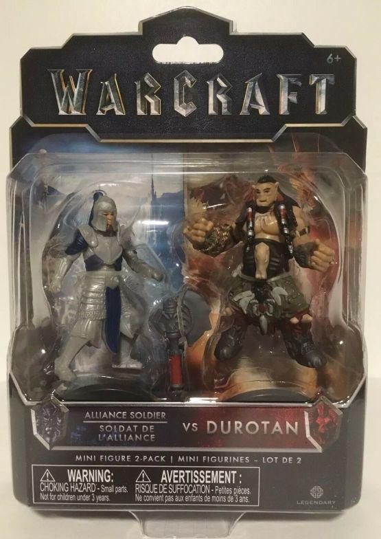 Warcraft mini figures