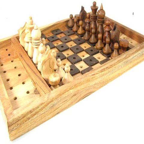 тактилен шах