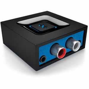 Logitech Bluetooth Stereo Audio Adapter (980-000910)