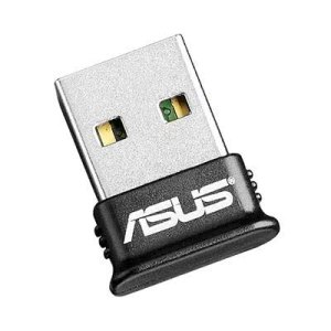 ASUS (USB-BT400) Bluetooth 4.0 USB Adapter - Up to 30 feet coverage - Support wireless music play - Micro Size
