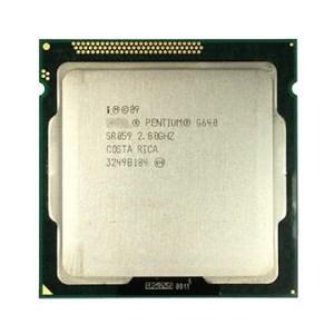 Intel® Pentium® Processor G640 3M Cache, 2.80 GHz LGA1155