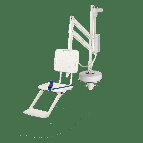 pool chair lift