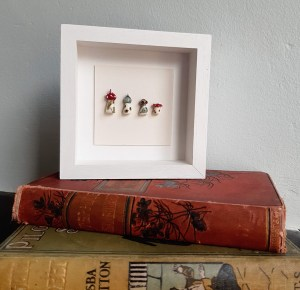 tiny toadstool miniature picture