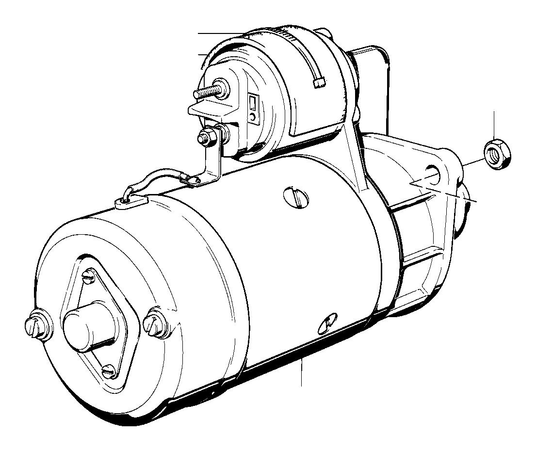 Bmw 328i Exch Starter Motor 1 4 Kw Engine
