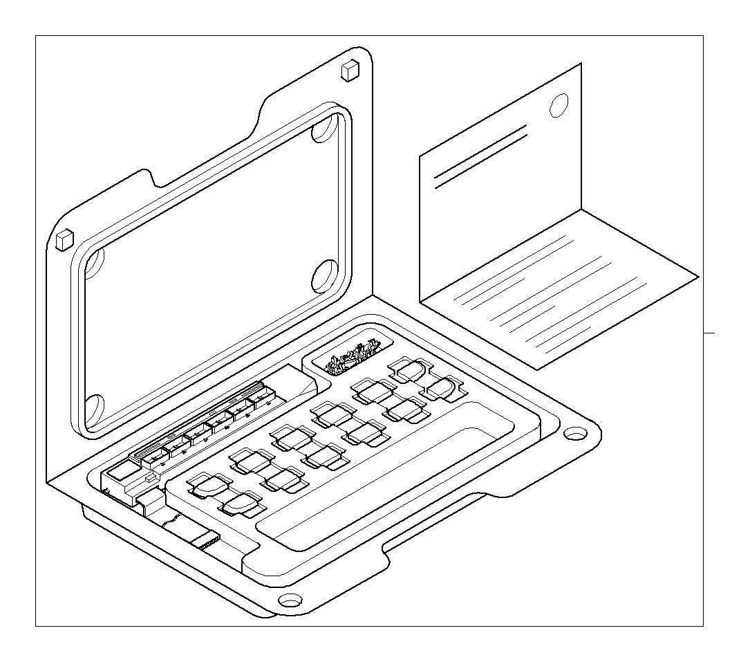Bmw 330i Rep Set Center Console Switch Center Unit