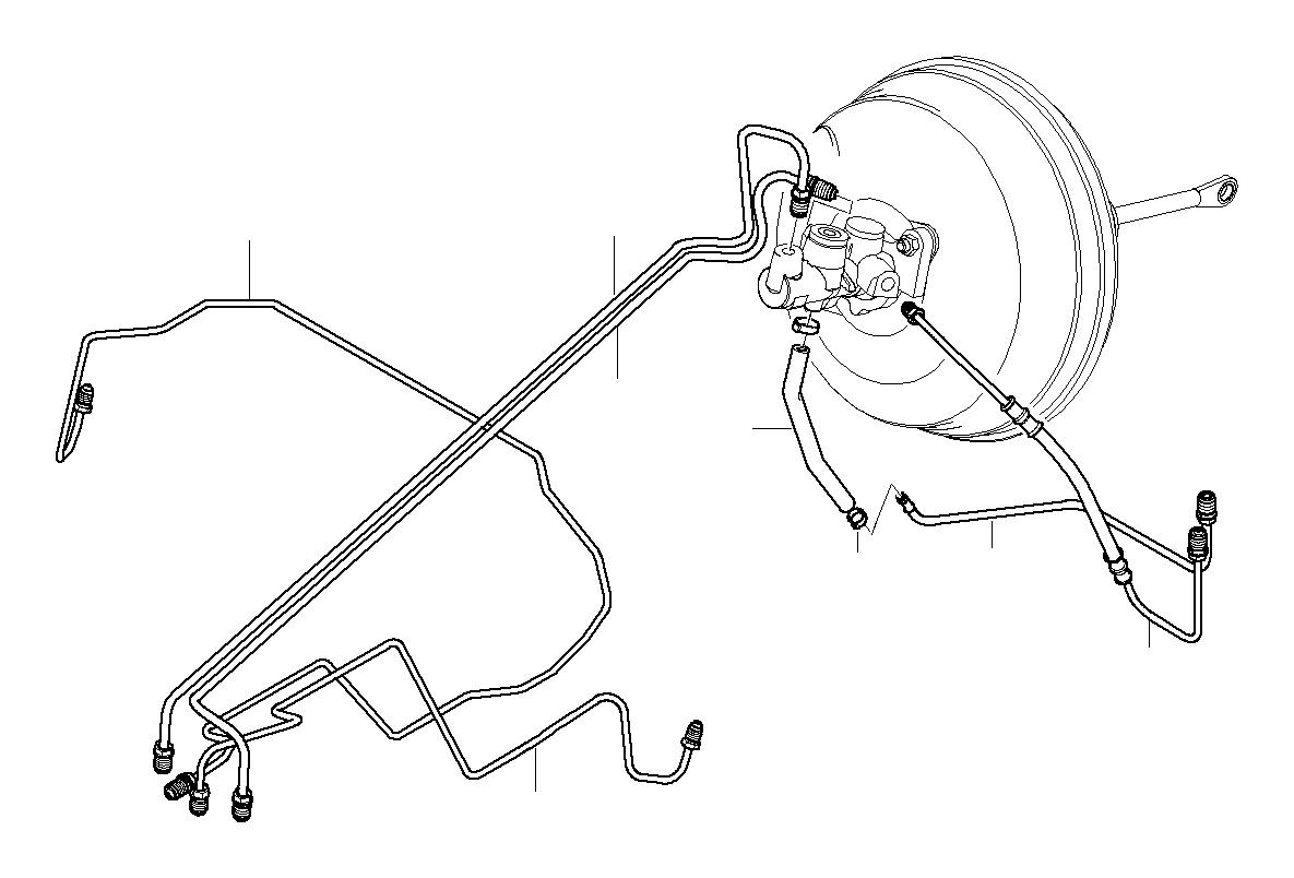 Bmw X5 Pipe Brake Front