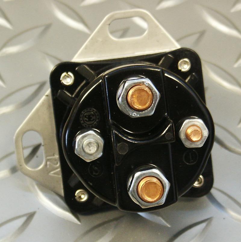 1999 F250 Starter Relay