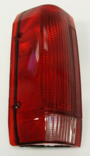 19891996 Ford Bronco and FSeries Truck Tail Light Lens