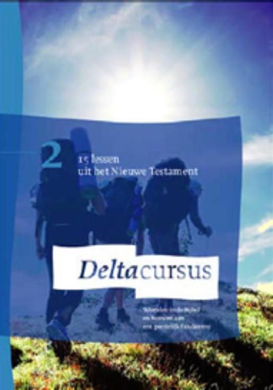 Deltacursus deel 2 Nieuwe Testament