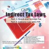 CA Final Indirect Tax Book by Uttam P Agarwal, Mahesh Gour for Nov 2018