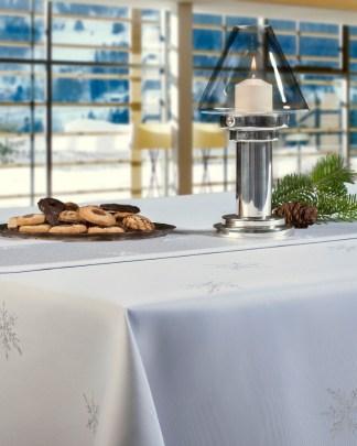 Weihnachtliche Tischtücher
