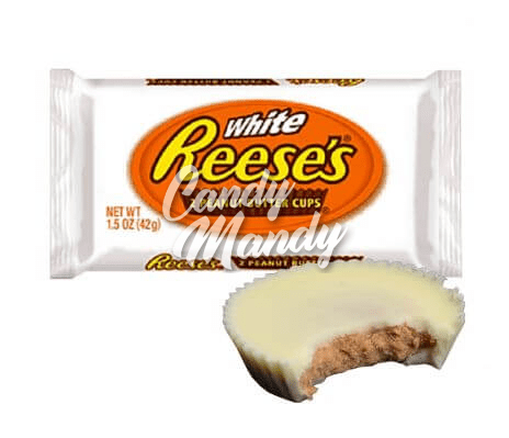 Reese`s White 2 Buttercups